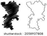 mahendragarh district  haryana... | Shutterstock .eps vector #2058937808
