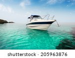 Motor Boat Beach - Fine Art prints