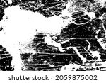 black and white grunge texture. ... | Shutterstock .eps vector #2059875002