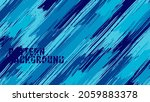 blue abstract background... | Shutterstock .eps vector #2059883378