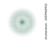 green halftone backdrop. vector ... | Shutterstock .eps vector #2059960922