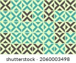 abstract geometric pattern... | Shutterstock .eps vector #2060003498