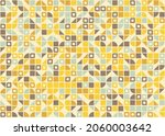abstract geometric pattern... | Shutterstock .eps vector #2060003642