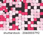 abstract geometric pattern... | Shutterstock .eps vector #2060003792