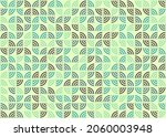 abstract geometric pattern... | Shutterstock .eps vector #2060003948