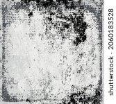 black and white grunge... | Shutterstock .eps vector #2060183528