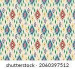 tribal vector ornament.... | Shutterstock .eps vector #2060397512