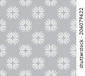 vector background  unusual... | Shutterstock .eps vector #206079622