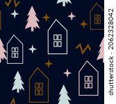seamless pattern. urban... | Shutterstock .eps vector #2062328042