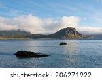 Lofoten Islands With Fjord...