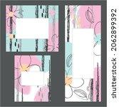 vector illustration set of...   Shutterstock .eps vector #2062899392
