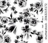 abstract elegance seamless... | Shutterstock .eps vector #2063215172