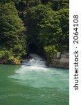 River At Niagara Falls