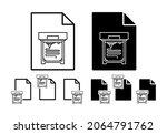 3d printing  folder vector icon ...
