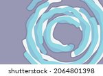 simple wallpaper with wavy and...   Shutterstock .eps vector #2064801398
