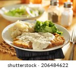 Country Fried Steak With...