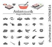 Asian Food   Ingredients  ...