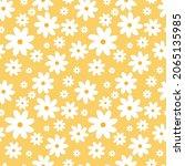 beautiful floral seamless...   Shutterstock .eps vector #2065135985
