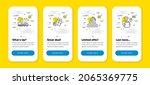 vector set of truck delivery ... | Shutterstock .eps vector #2065369775