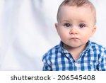 Blue Eyed Baby Boy 7 Months  ...
