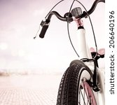 bicycle  | Shutterstock . vector #206640196
