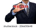 Businessman And Malaria