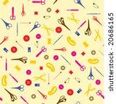 vector illustration. seamless... | Shutterstock .eps vector #20686165