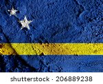 Curacao Flag Themes Idea Design