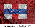 Netherlands Antilles Flag...