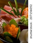 japanese food | Shutterstock . vector #207156052