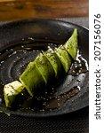 japanese food | Shutterstock . vector #207156076