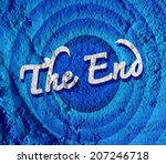 The End Movie Ending Screen On...