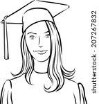 Whiteboard Drawing   Graduate...
