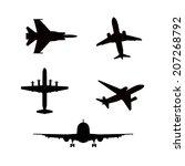 vector illustration of... | Shutterstock .eps vector #207268792