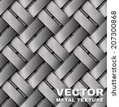 cable braided sleeve seamless... | Shutterstock .eps vector #207300868