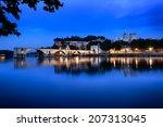Avignon Bridge  France  Viewed...