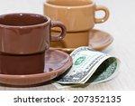 Sketch   Tips In Dollars In Th...