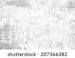 concrete grey grunge wall... | Shutterstock . vector #207366382