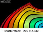 color background rainbow