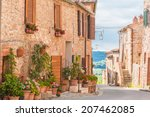 The Medieval Old Town In...