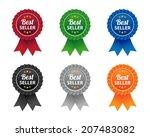 bestseller labels