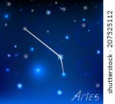 vector illustration of... | Shutterstock .eps vector #207525112