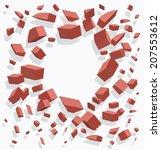Vector Explosion Walls
