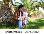 happy family | Shutterstock . vector #20768902