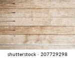 wood for texture  and background | Shutterstock . vector #207729298