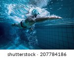 Fit Swimmer Training By Himsel...