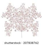 flower | Shutterstock . vector #207838762