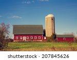 Traditional American Barn ...