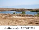 Sinkholes In Dead Sea