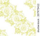 abstract elegance seamless... | Shutterstock .eps vector #207975412